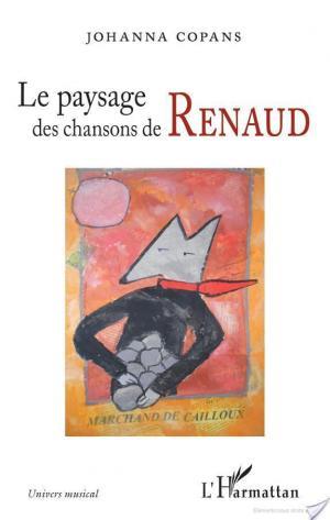 Affiche Le paysage des chansons de Renaud