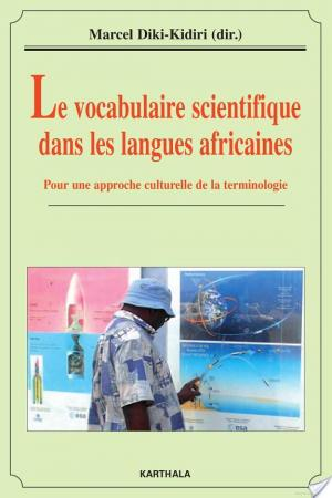 Affiche Le vocabulaire scientifique dans les langues africaines