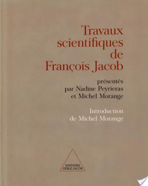 Affiche Travaux scientifiques de François Jacob