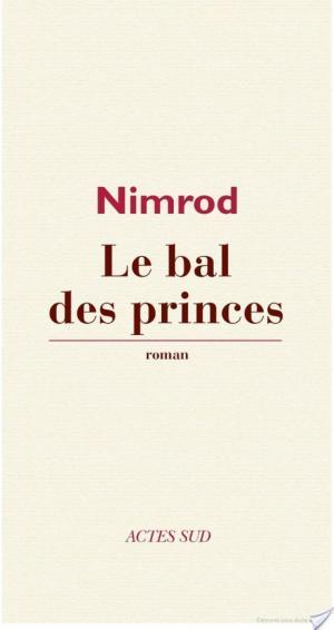 Affiche Le Bal des princes