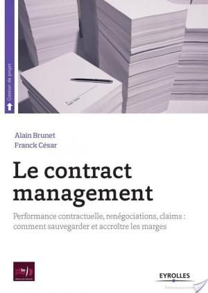 Boite de  Le contract management