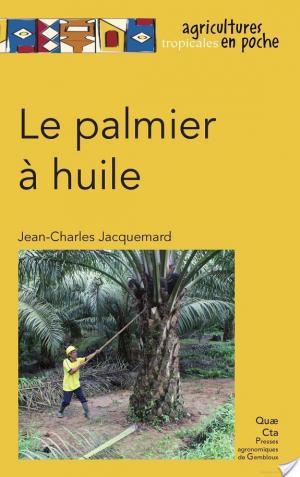 Affiche Le palmier à huile
