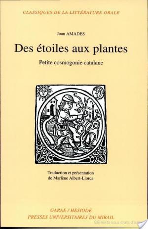 Affiche Des étoiles aux plantes
