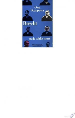 Affiche Brecht ou le soldat mort