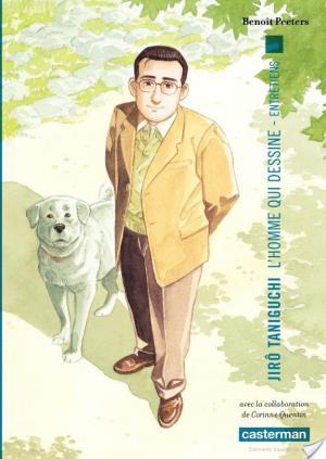 Affiche Entretien avec Jirô Taniguchi