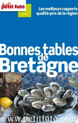 Affiche Bonnes tables de Bretagne 2011