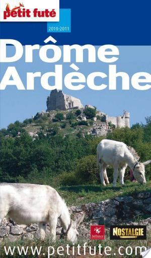 Affiche Petit Futé Drôme Ardèche