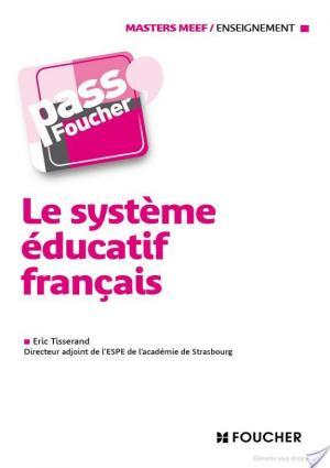 Affiche Pass'Foucher - Le système éducatif Français édition 2014/2015