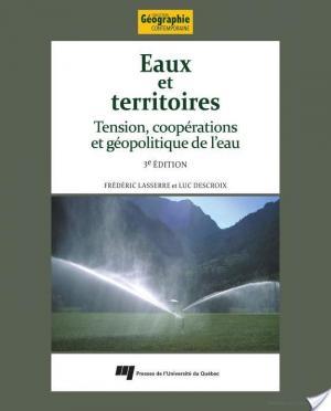 Affiche Eaux et territoires. 3e édition