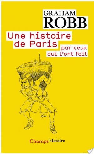 Affiche Une histoire de Paris