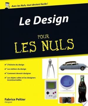 Affiche Le Design Pour les Nuls