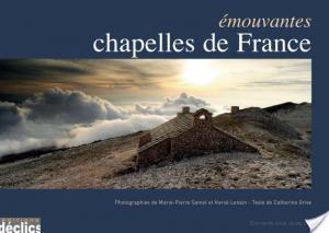 Affiche Emouvantes chapelles de France
