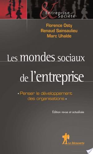 Affiche Les mondes sociaux de l'entreprise