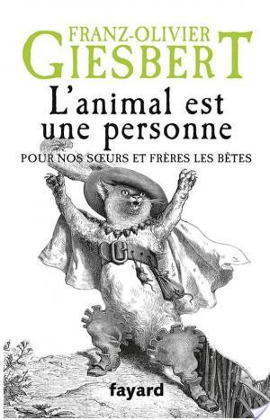 Affiche L'animal est une personne