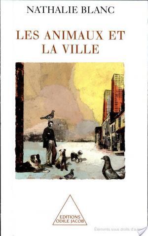 Affiche Animaux et la Ville (Les)