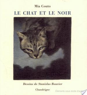 Affiche Le chat et le noir