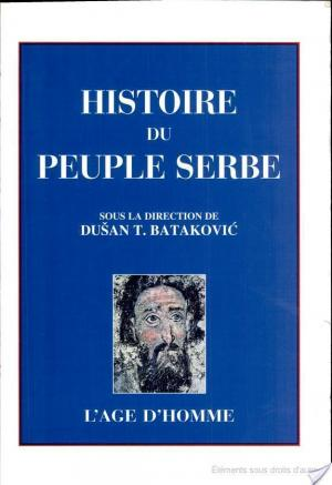 Affiche Histoire du peuple serbe