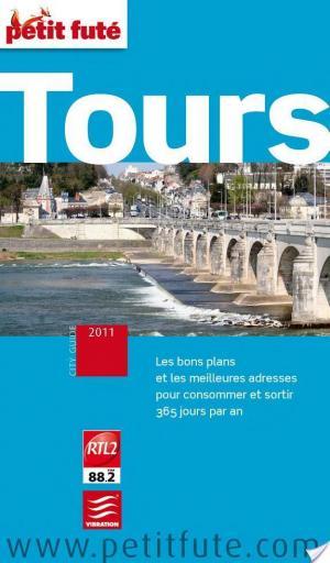 Affiche Petit Futé Tours