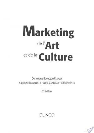 Affiche Marketing de l'art et de la culture - 2e éd.
