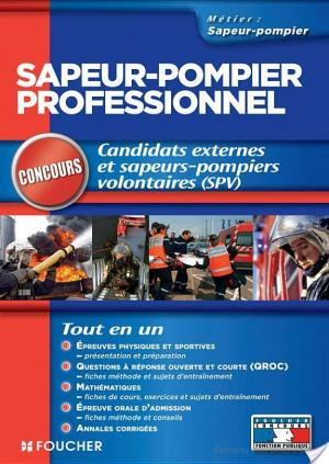 Affiche Sapeur-pompier professionnel