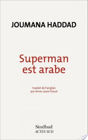 Affiche Superman est arabe