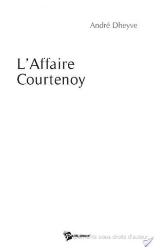 Affiche L'Affaire Courtenoy