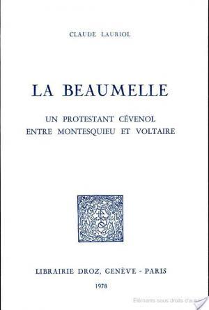 Affiche La Beaumelle