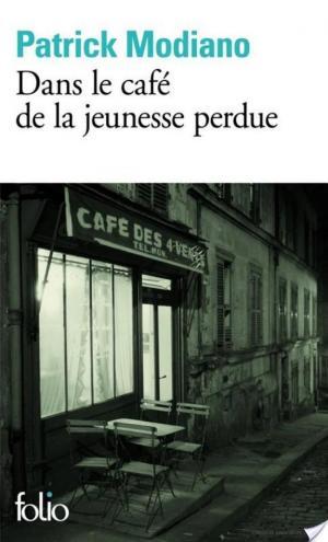 Affiche Dans le café de la jeunesse perdue