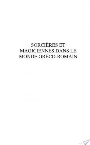 Affiche Sorcières et magiciennes dans le monde gréco-romain