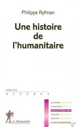 Affiche Histoire de l'humanitaire