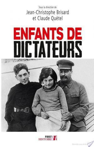 Affiche Enfants de dictateurs