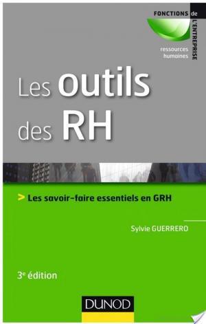 Affiche Les outils des RH - 3e éd.