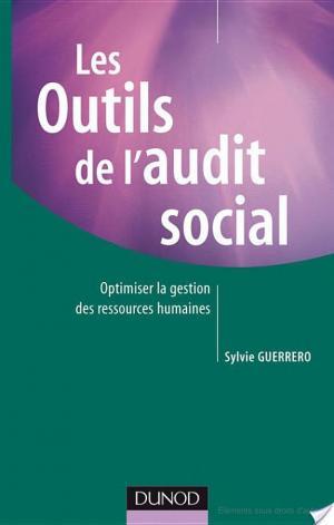 Affiche Les outils de l'audit social - Optimiser la gestion des ressources humaines