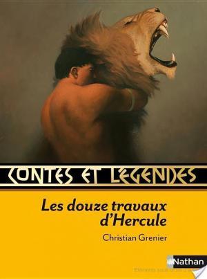 Affiche Contes et Légendes - Les douze travaux d'Hercule