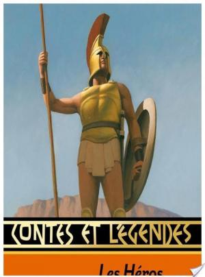 Affiche Contes et Récits des Héros de la Grèce antique