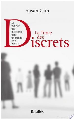Affiche La force des discrets