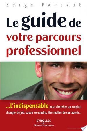 Affiche Le guide de votre parcours professionnel