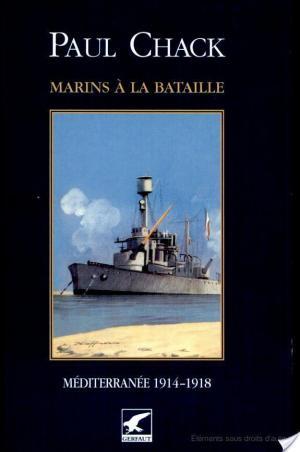 Affiche Marins à la bataille.