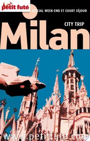 Affiche Milan City Trip 2011