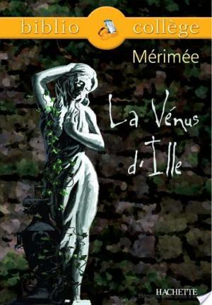 Affiche Bibliocollège - La Vénus d'Ille, Mérimée
