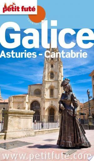 Affiche Galice - Asturies - Cantabrie 2014 Petit Futé (avec cartes, photos + avis des lecteurs)