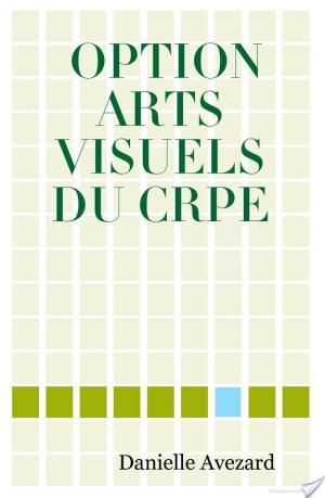 Affiche Option Arts Visuels Du Crpe