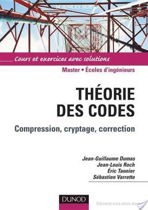 Affiche Théorie des codes - Compression, cryptage, correction