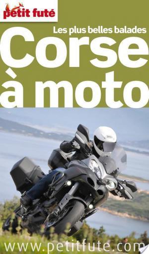 Affiche Corse à moto 2014-2015 Petit Futé (avec cartes, photos + avis des lecteurs)
