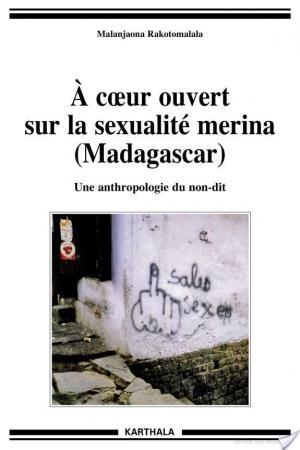 Affiche À coeur ouvert sur la sexualité merina, Madagascar