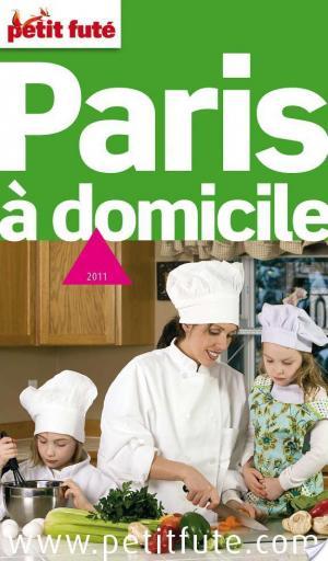 Affiche Petit Futé Paris à domicile