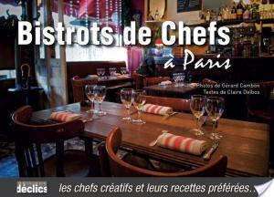 Affiche Bistrots de Chefs à Paris