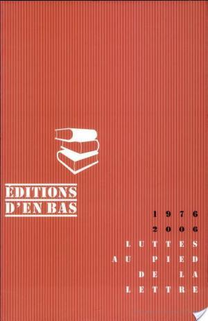 Affiche Luttes au pied de la lettre