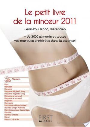 Affiche Le Petit Livre de la minceur 2011