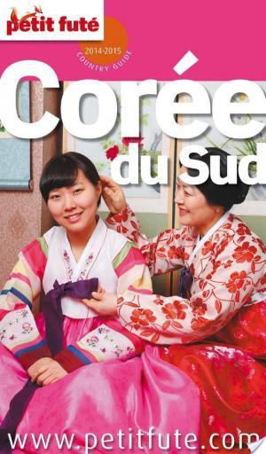 Affiche Corée du Sud 2014-2015 Petit Futé